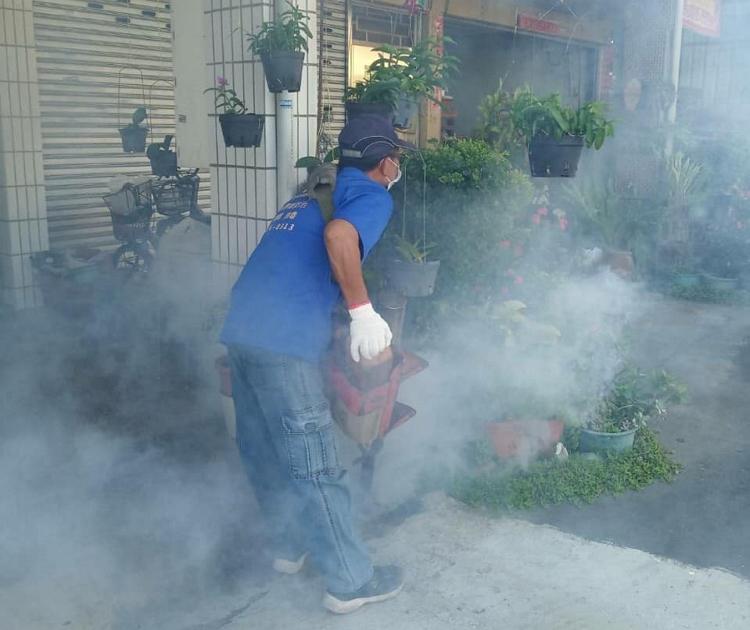 病媒 防蚊 消滅蚊子 登革熱