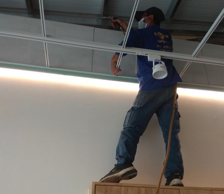 天花板白蟻整治